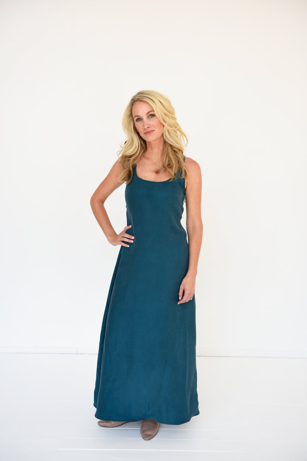 The Saturday Maxi Dress