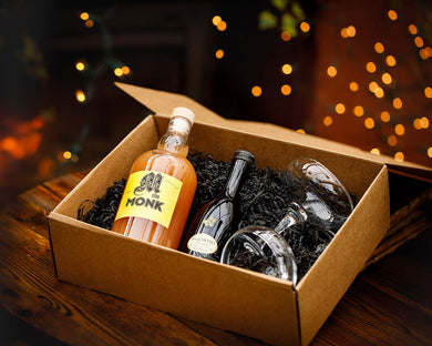 MONK Cocktail gift box