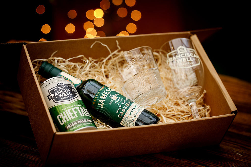 Jameson Caskmates IPA & Chieftain IPA set