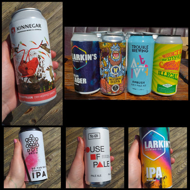 24 Mixed Case Cans - 440ml