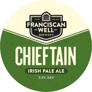Chieftain Pale Ale 330ml can (12 pack)
