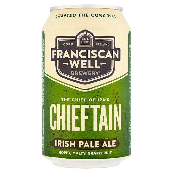 Chieftain Pale Ale 330ml Can (24 pack)