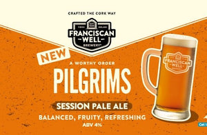 Pilgrims Pale Ale 330ml can (24 pack)
