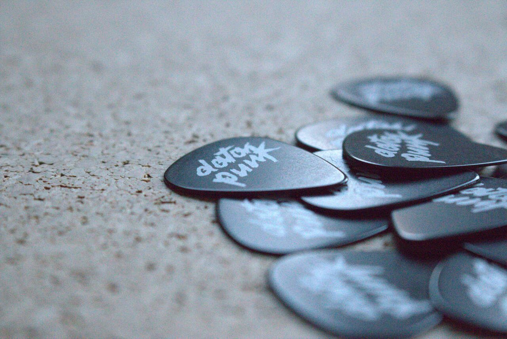 Data Punk Guitar Picks