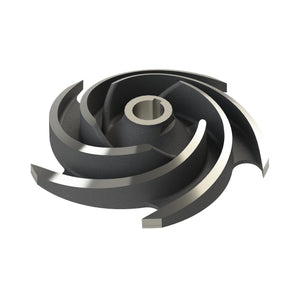 5kW Impeller - Duplex White Iron