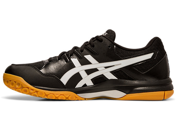 Asics Gel-Rocket 9 (Men's) - Black/White