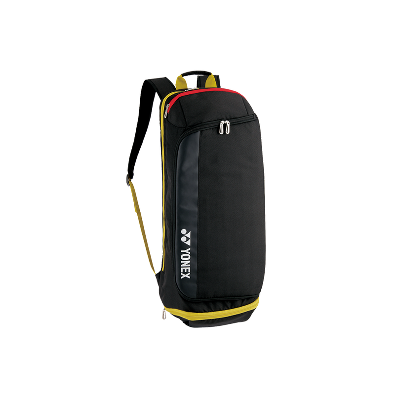 Yonex Active Racquet Backpack - Black/Yellow