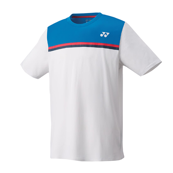 Yonex Melbourne Crew Neck T-Shirt (Men's) - White