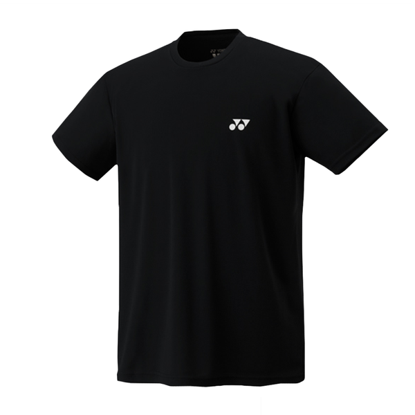 Yonex Plain T-Shirt (Men's) - Black