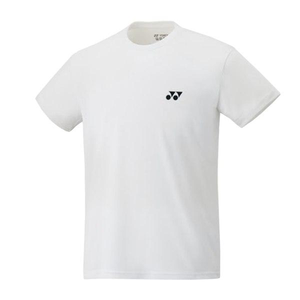 Yonex Plain T-Shirt (Men's) - White