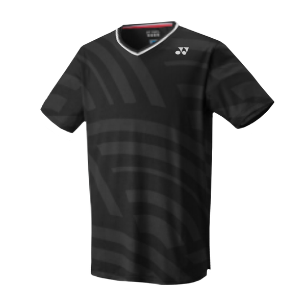 Yonex Us Open Crew Neck T-Shirt (Men's) - Black