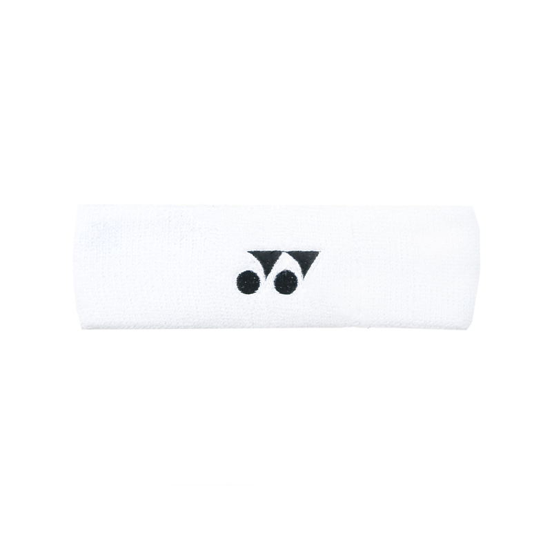 Yonex Headband - White-Headbands- Canada Online Tennis Store Shop
