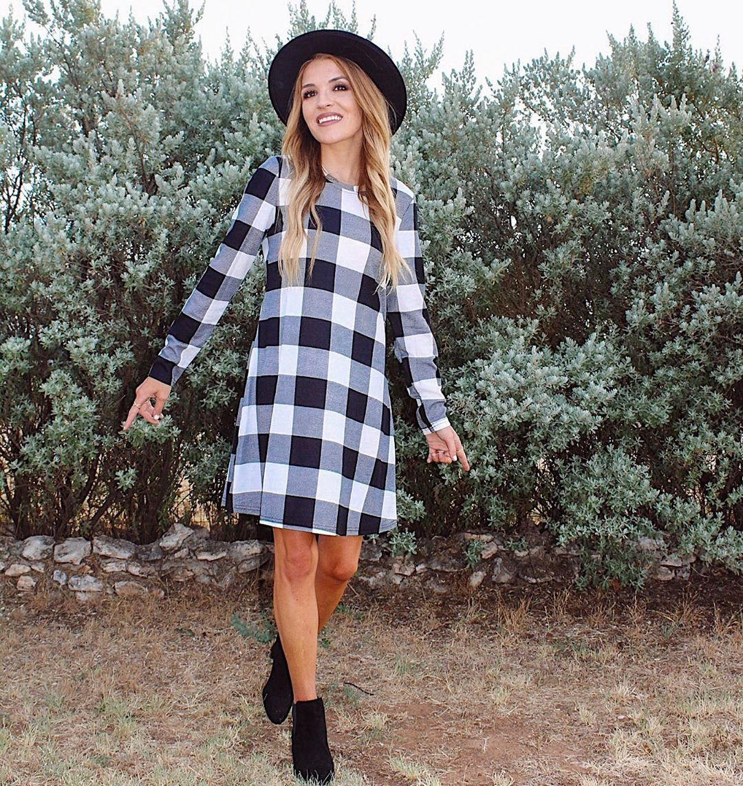 Timeless Checker Plaid for AW19 | Blooming Jelly