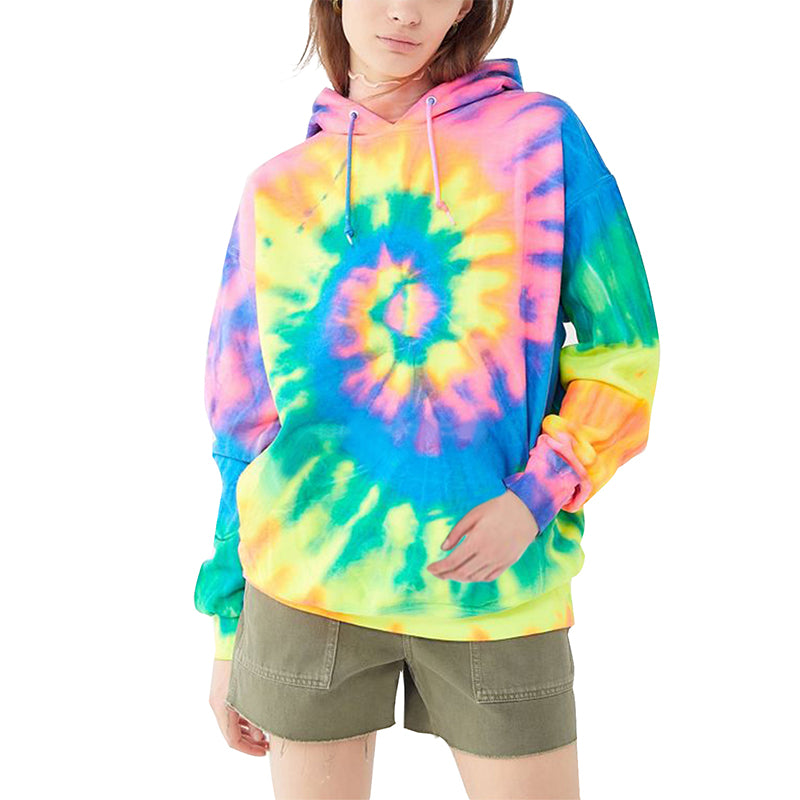 Unconventional Fashion - Tie Dye | Blooming Jelly