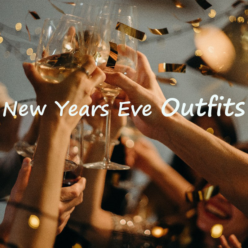 New Years Eve Outfits | Blooming Jelly