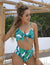 Blooming Jelly_Sexy Babe Bow Tie Front Bikini Set_Green Leaves Print_115023_09_High Waist Fashion_Swimsuit Bikini Set