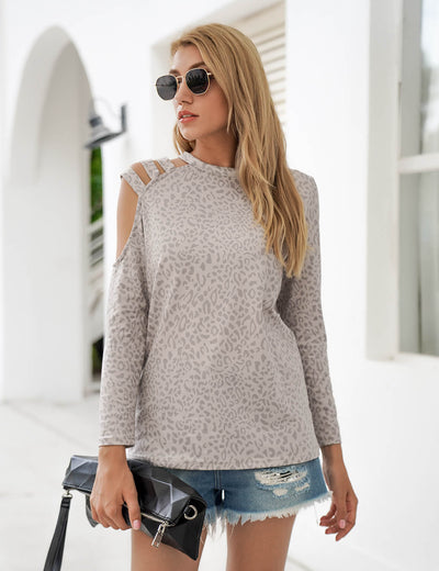 Blooming Jelly_Cutout Leopard Long Sleeve T-Shirt_Cheetah Print_154180_22_Women Streetwear Fashion_Tops_T-Shirt
