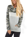 Blooming Jelly_Sporty Mock Neck Half Zipper Camo Sweatshirt_Gray&Camo Patchwork_303014_07_Women Sporty Outdoor Wear_Tops_Sweatshirt