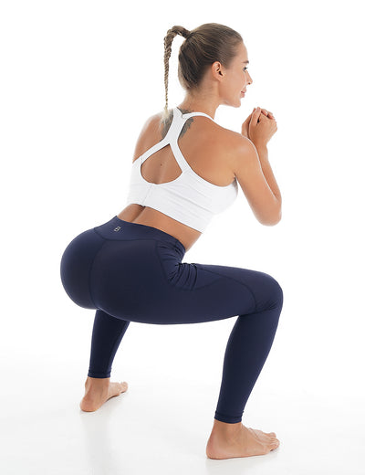 Blooming Jelly_Breathable Fitness Workout Leggings_Navy_254083_03_Women Athletic Comfy Outfits_Bottoms_Leggings