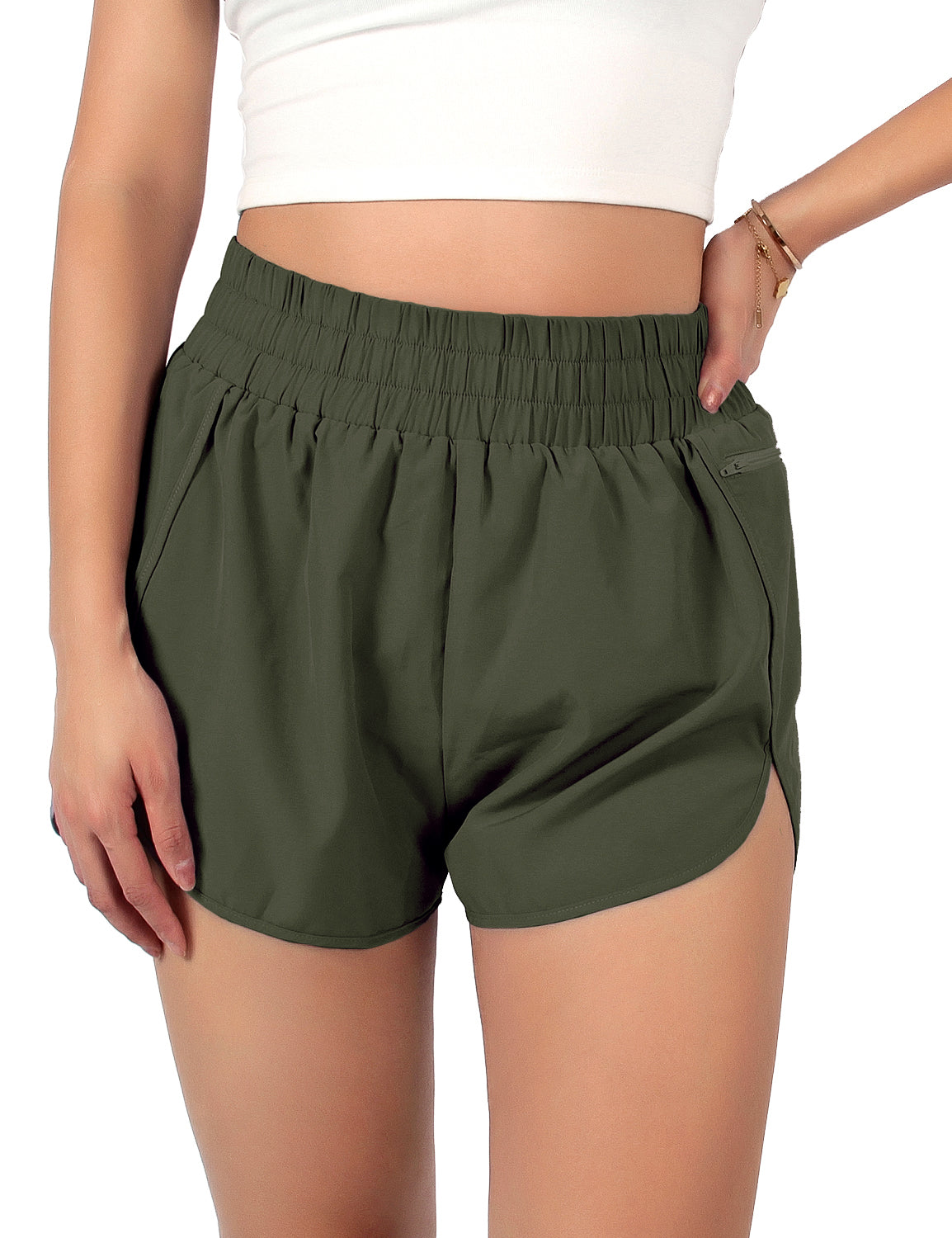 Workout Loose Fit Training Running Shorts