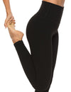 Sporty High Waist Skinny Yoga Leggings