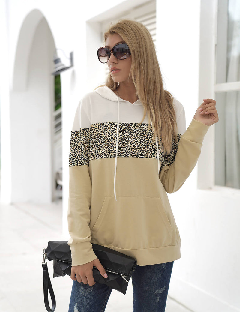 Blooming Jelly_Leopard Color Block Hoodie_Leopard Print_307040_22_Women Streetwear Fashion_Tops_Hoodie