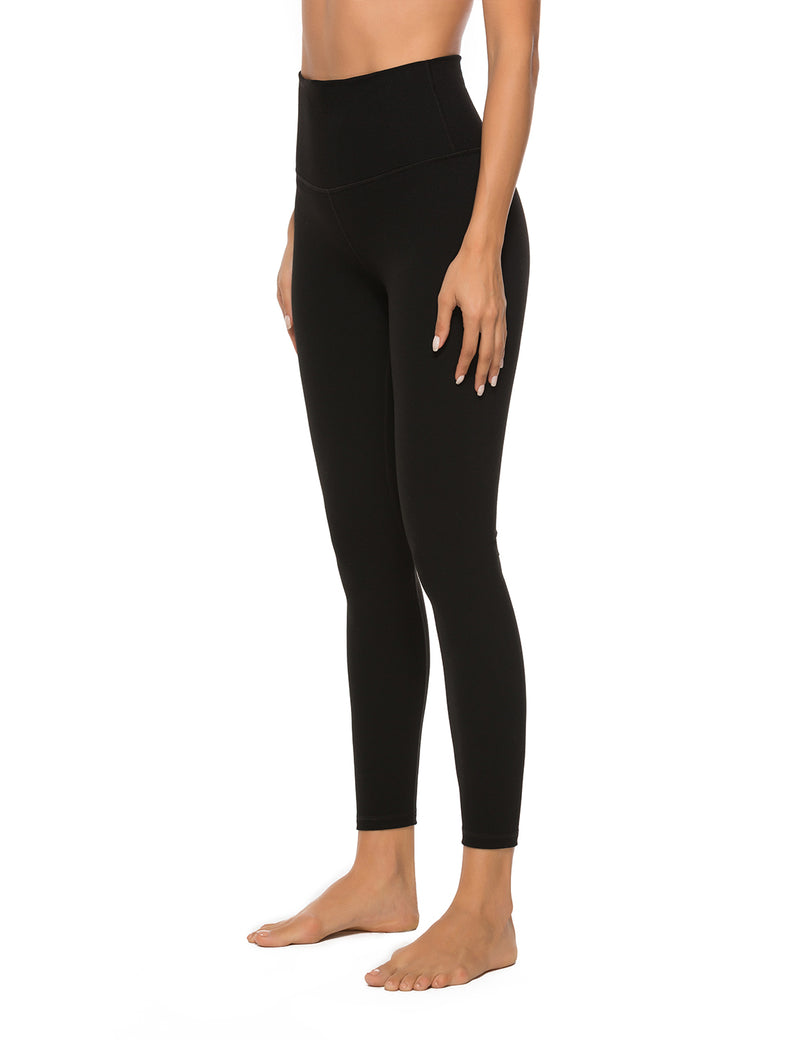 Sporty High Waist Skinny Yoga Leggings - Blooming Jelly