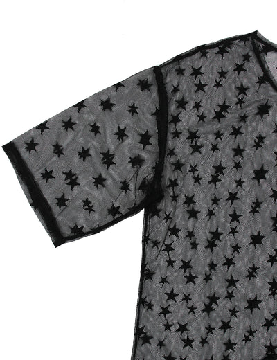 Twinkle Twinkle Star Cover Up Dress