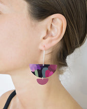 Load image into Gallery viewer, Bloom Kimmy Statement Long Drop Earrings