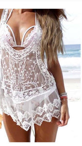 Lacey Frill Top