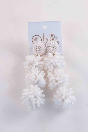 Coral Earring - Variety of Colours