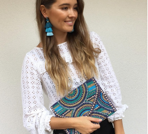 Bella Tassel Earrings