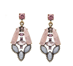 Little Pink, Little Bling Earring