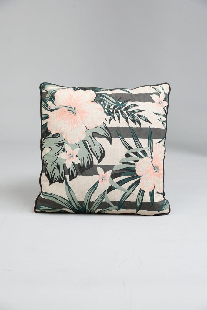 Lei by the Bay Reversible Cushion