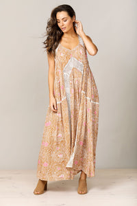 Talisman Plazzata Dress - Pablo