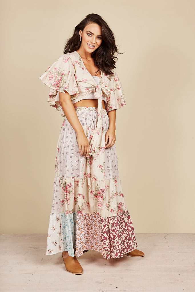 Fortune Maxi Skirt