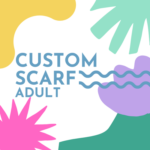Custom Scarf - Adult