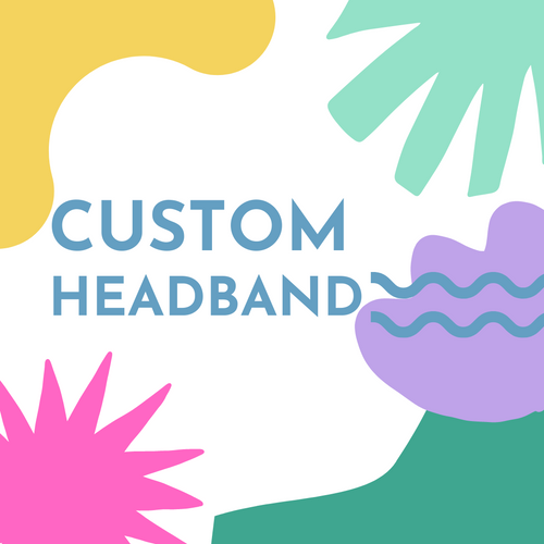 Custom Headbands