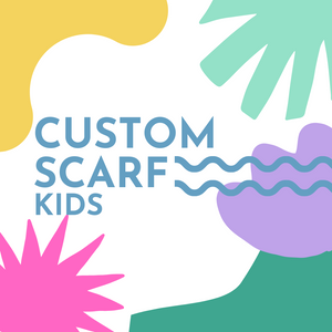 Custom Scarf - Kids