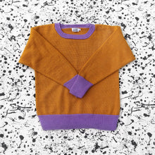 Violet Crumble Crew Neck Jumper