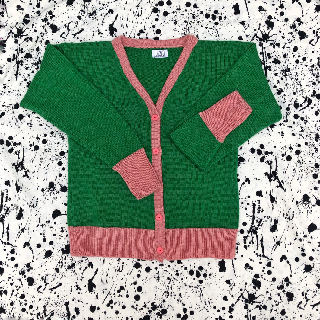 Toffee Apple Cardigan **LIMITED EDITION**