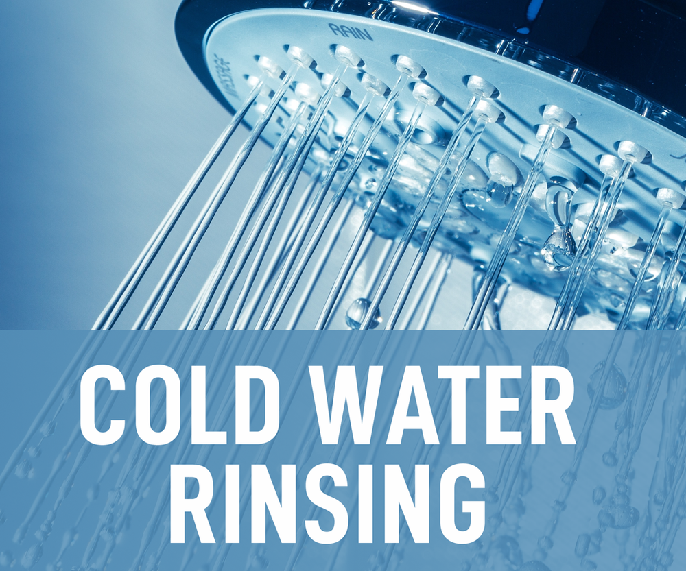 Cold Water Rinsing