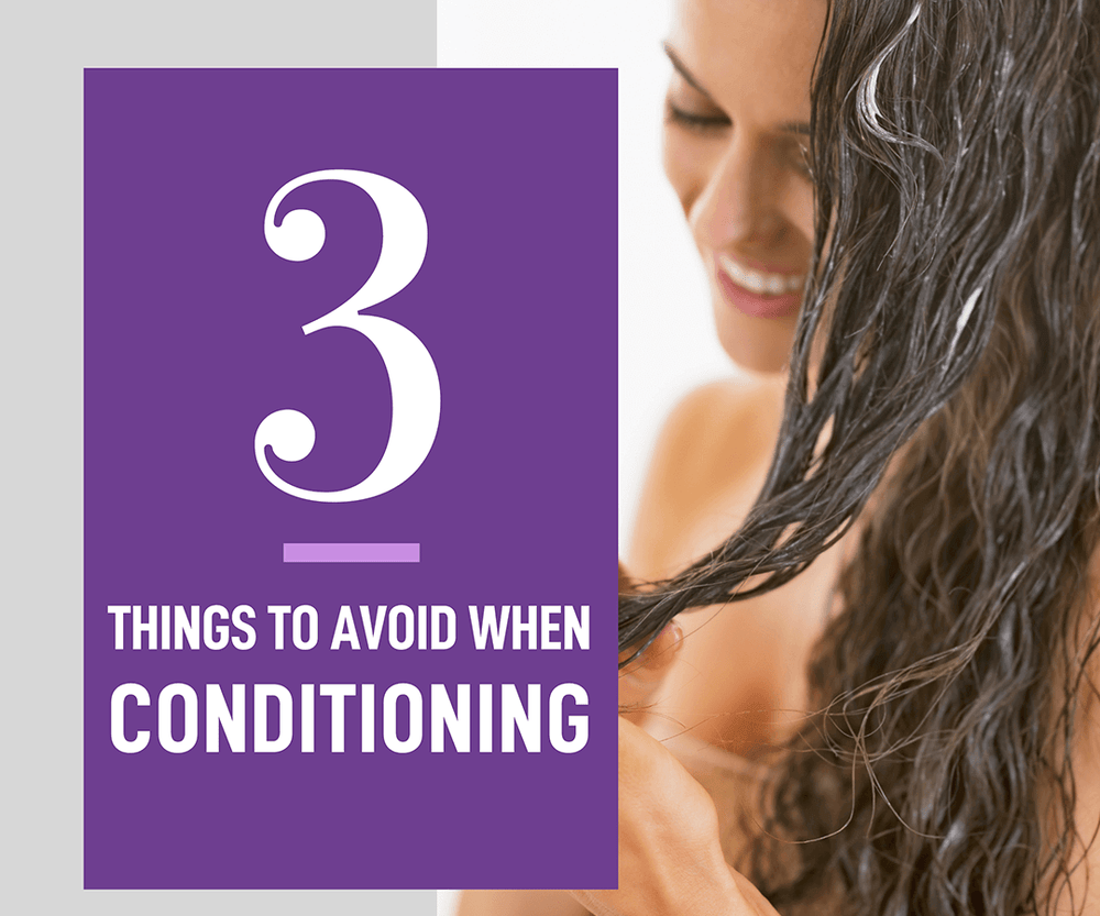 3 Big Things To Avoid When Conditioning
