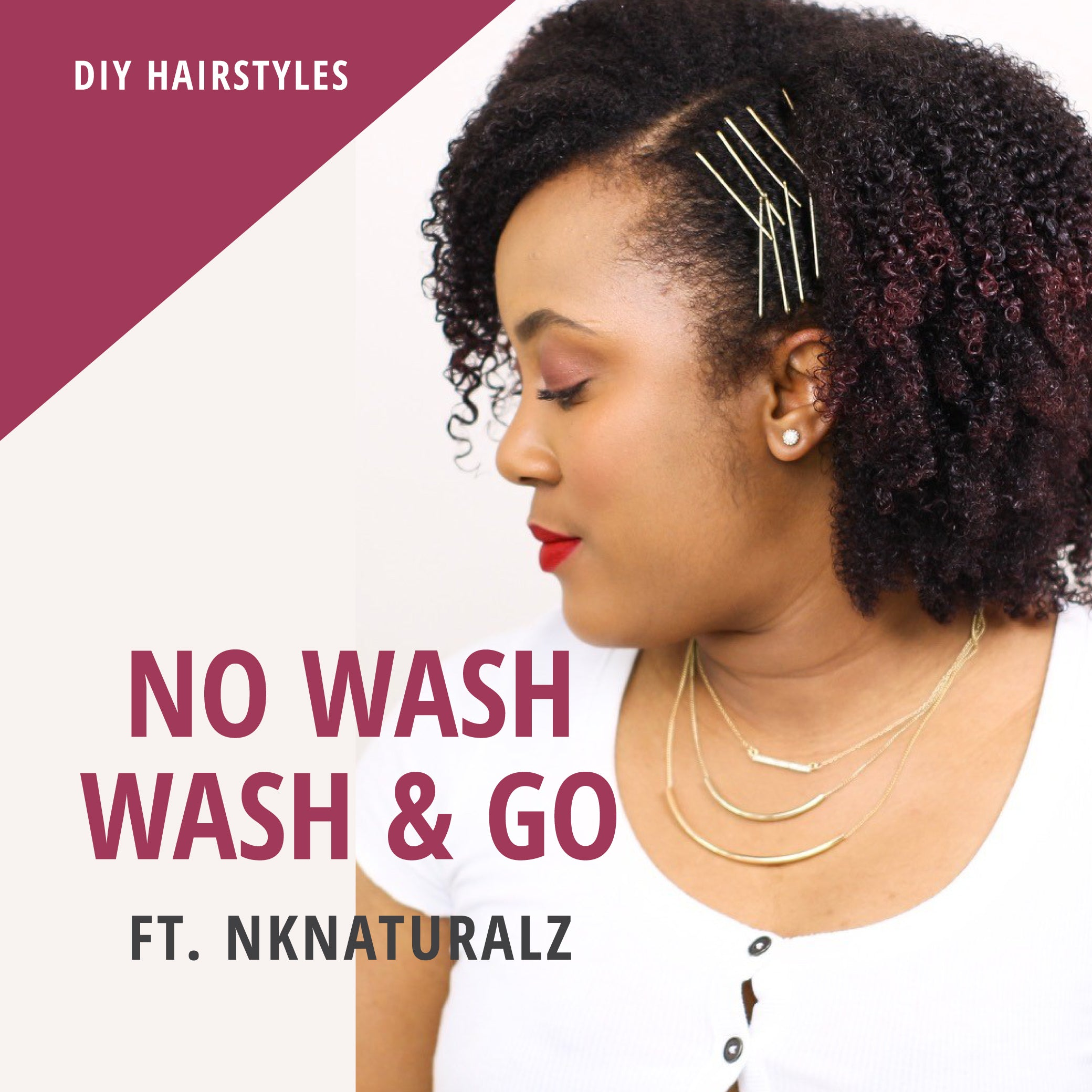 No Wash Wash & Go
