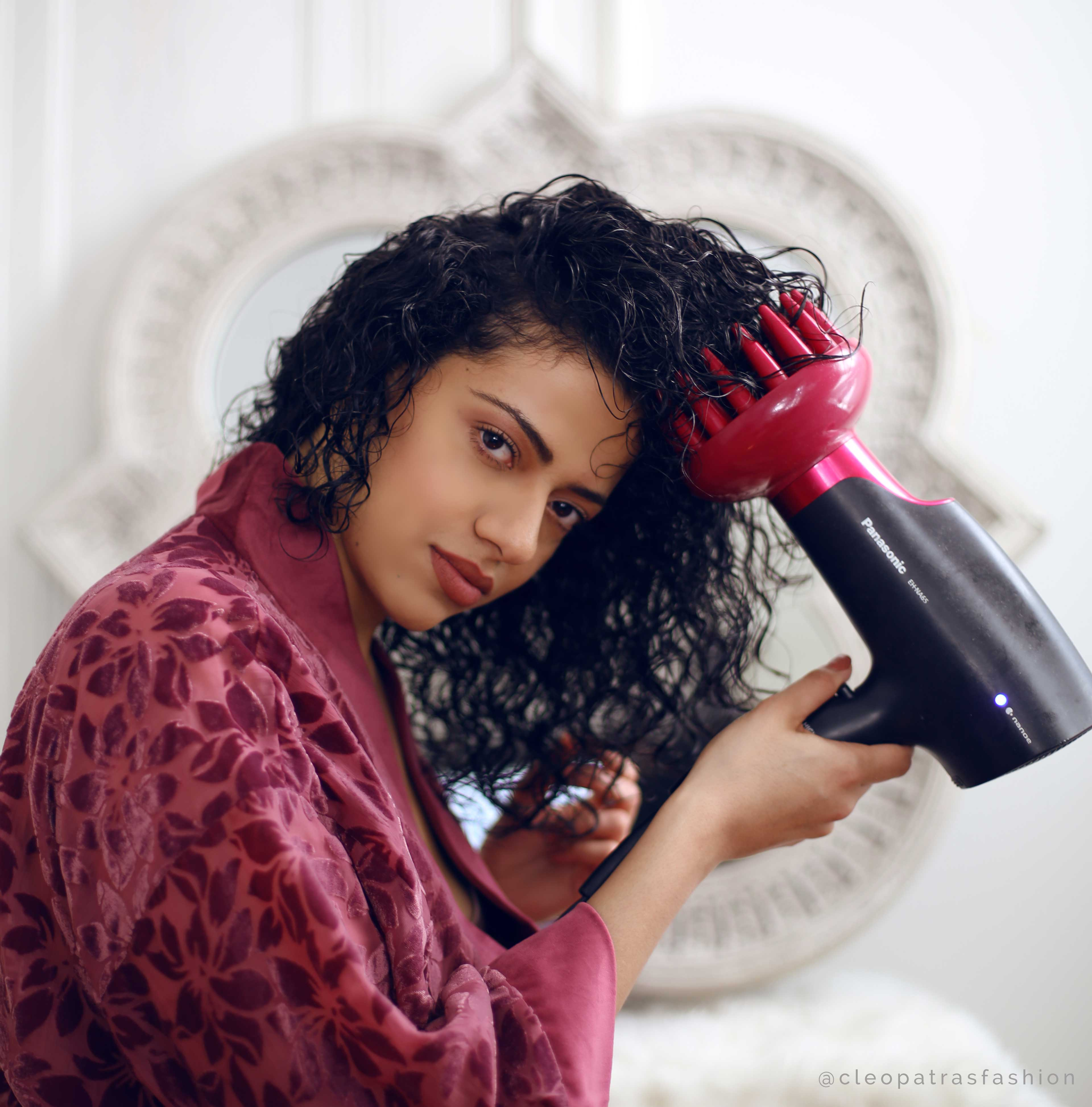 Do S Don Ts Of Diffusing Curl Keeper Curly Hair Solutions