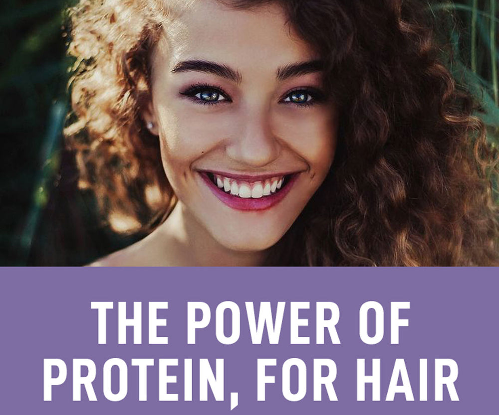 The Power of Protein, For Hair