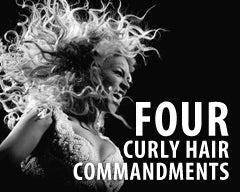 Beyonce's Four Curly Hair Commandments