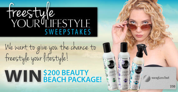 Freestyle Your Lifestyle Sweepstakes