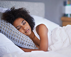 Protect Your Curls While Sleeping