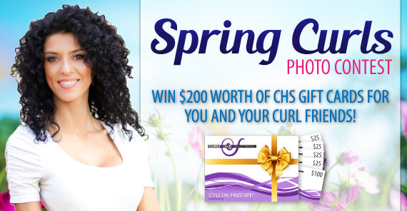 Spring Curls Contest